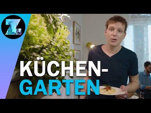 Herbert – der Traum vom vertikalen Garten zu Hause