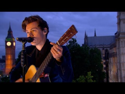 Harry Styles: Two Ghosts – London Performance