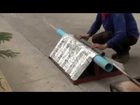วิธีการทำจั่วหลังคา Eco-Roof บริษัท ไฟเบอร์พัฒน์ จำกัด