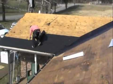 Shingle Roofing Installation Detailed