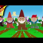 Planting Song for kids   In The Garden Song   Kids Songs and English Nursery Rhymes
