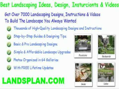 landscaping gardening courses online