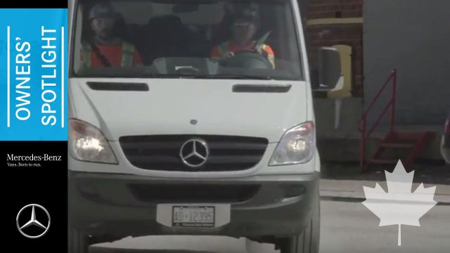 Ginkgo Sustainability, Inc.: It's clear that the Sprinter focuses on safety and efficiency