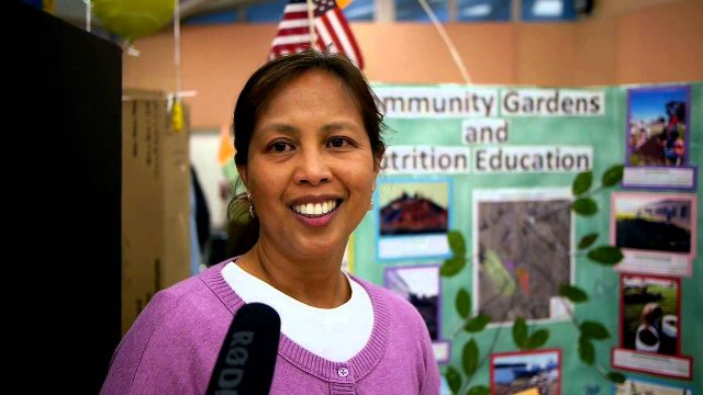 PB 2013 – Community Gardens and Nutrition Education
