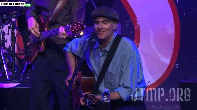 "Boston Strong – Carole King & James Taylor – ""Up on the Roof"" – LIVE"