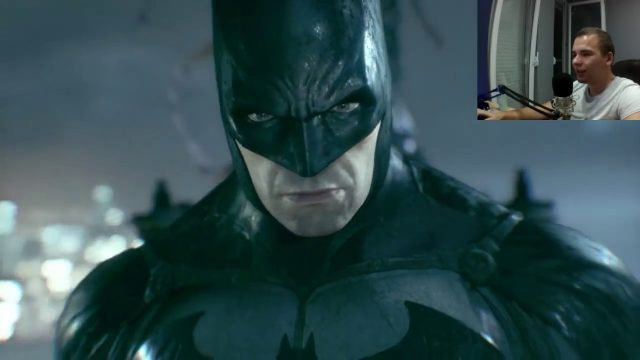 IGRA GODINE! Batman Arkham Knight – Stream #1
