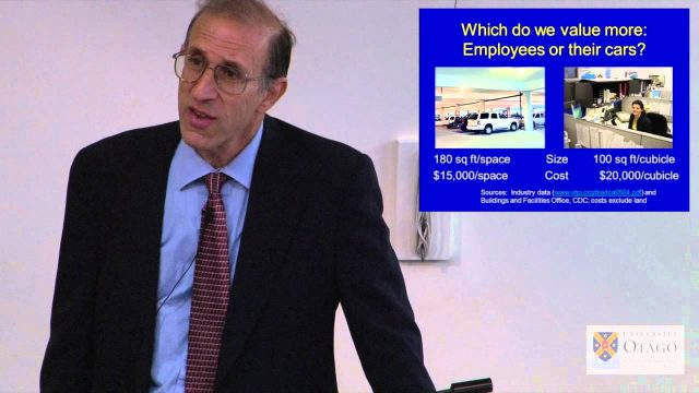 Andrew L. Dannenberg – Healthy cities