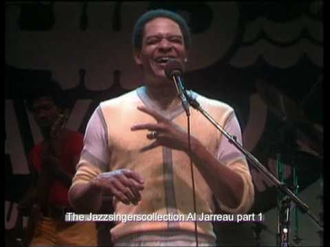 In concert Al Jarreau 1980 part 1  roof garden