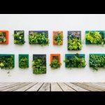 Ideas de pequeños jardines verticales