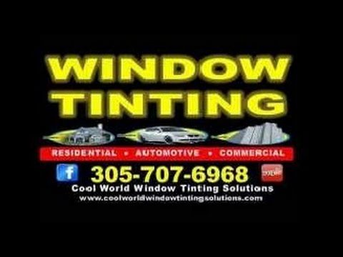 Weston Window Tinting (305) 707-6968