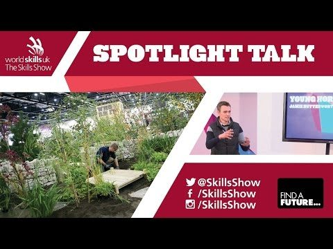 Horticulture – Not what you might expect! with Jamie Butterworth