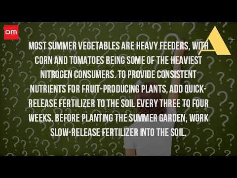 When Should You Fertilize Your Garden