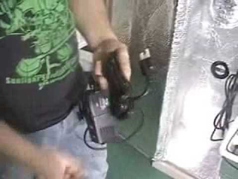 Water Pump Setup For Hydroponic System