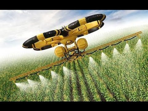 The Future Farming Technology – Geographic History