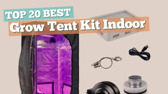Grow Tent Kit Indoor Gardening // Top 20 Best Sellers