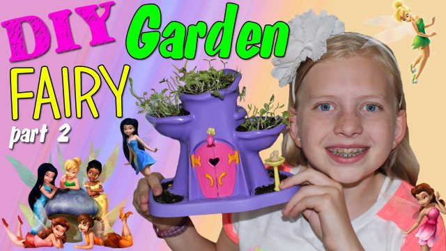DIY Fairy Garden – Indoor Gardening with an Enchanted Fairy Garden