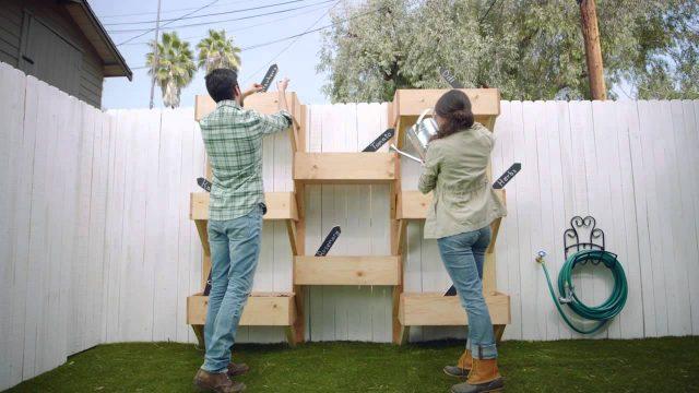 Beginner Veggie Garden – Lowe's Hypermade