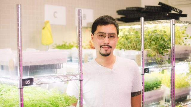 Protégé x Edible Garden City: Indoor Farming Class introduction