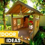 How To Make Your Own Jungle-Book Inspired Cubby House | Outdoor | Great Home Ideas