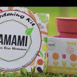 TAMAMI Gardening Kit