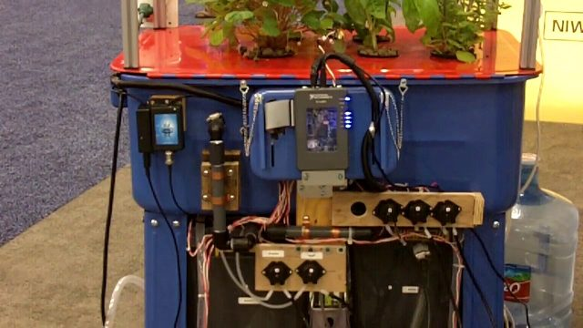 NIWeek 2017: Automated Hydroponics System Integrated with OPC UA Using LabVIEW