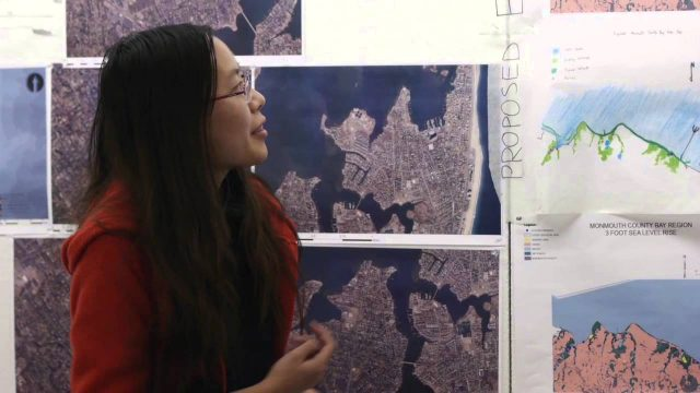 Monmouth County: Rutgers Juniors in a  Landscape Planning Studio