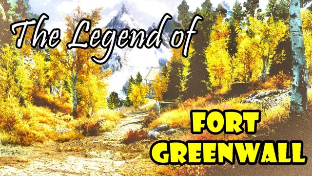 Skyrim: Fort Greenwalls Location Guide (Hidden Secret Passage)