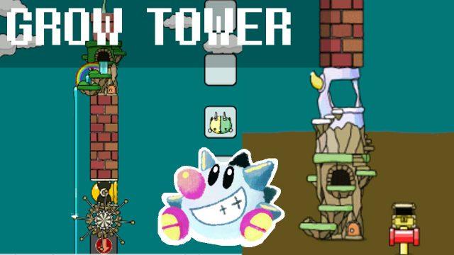 Grow Tower: Eyezmaze's Tallest Puzzle!