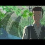 The Garden of Words Animation Movies For Kids