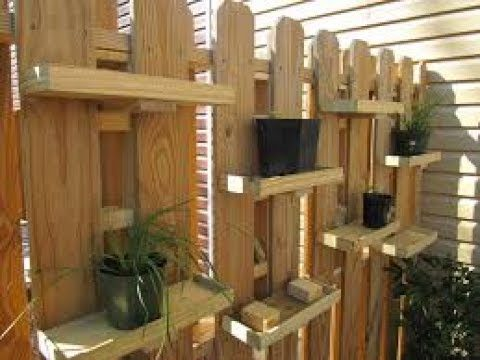 Fence Planters That'll Have You Loving Your Privacy Fence Again