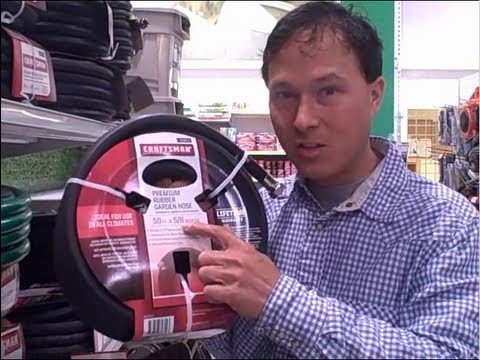 Best Hose for Watering Your Vegetable Garden Available at Sears