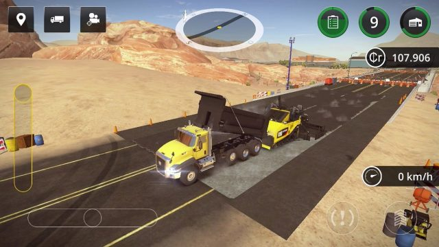 Construction Simulator 2 – #2 Asphalt – Gameplay