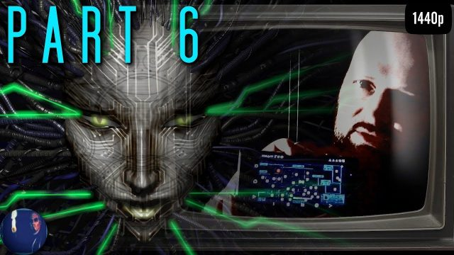 System Shock 2 – PART 6 – GETTING A GRIP – HYDROPHONICS FINALE *** 1440p ***