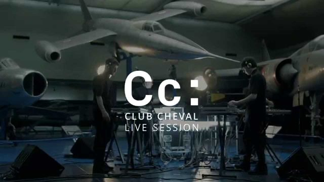 CLUB CHEVAL – Hello play! Live Session – From The Basement To The Roof