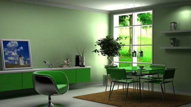 Green Cleaning Solutions For Home & Office