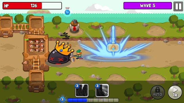 Grow Tower: Castle Defender TD (by CookApps) / Android Gameplay HD