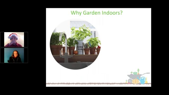 Chartwells Eat. Learn. Live. and Grow Webinar – Keep on Growing: Garden Ideas for Indoors
