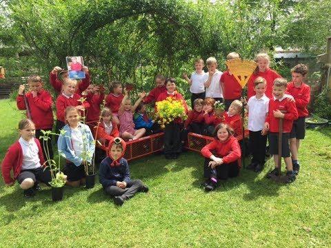 RHS School Gardening Team of the Year 2017 – Stanford in Vale CE Primary School (Finalist)