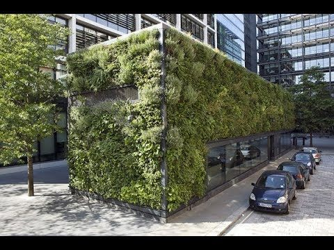 How It's Made – LIVING WALLS  (VERTICAL GARDEN)