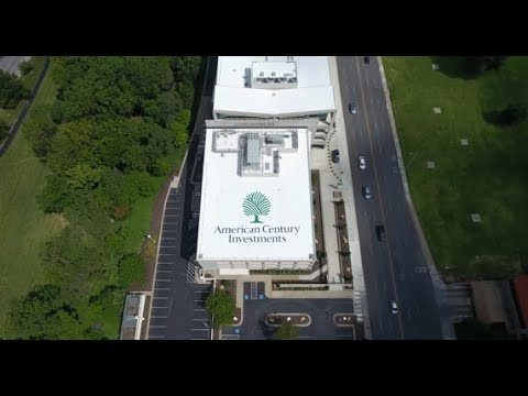 American Century Investments' New Roof Logo