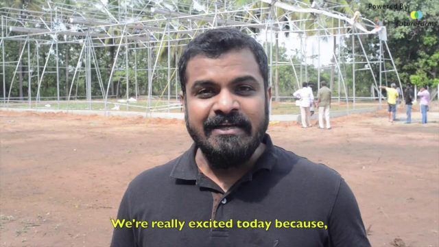 Behind the Scenes with Future Farms (India) – #18 Our new Hydroponic large-scale farm, Kelambakkam
