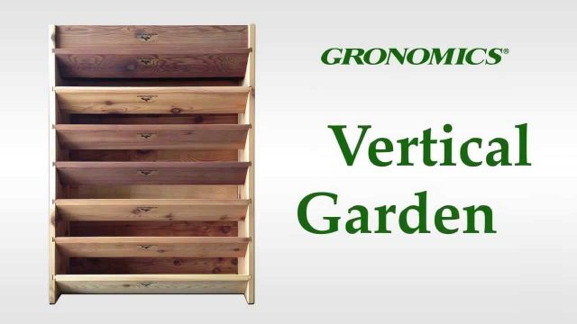 Gronomics Vertical Garden