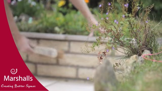 How to Build a Garden Wall | MarshallsTV