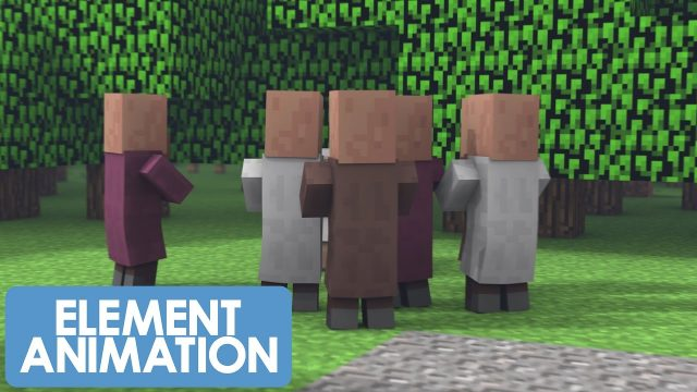 Shorts in Minecraft – Wooly the Talking Sheep (Animation)