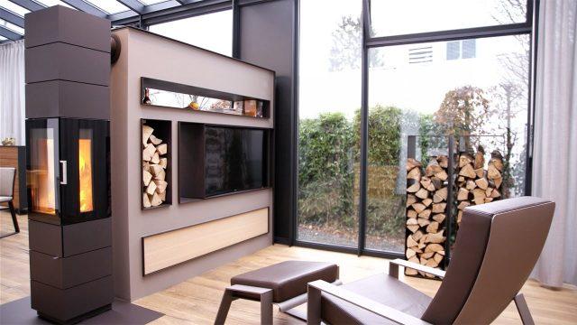 Wohnwand | Feuerloft Luxembourg