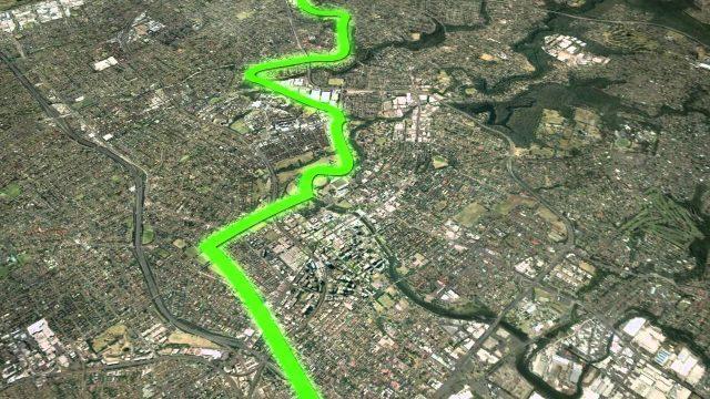 Sydney Green Grid – A Plan For Growing Sydney