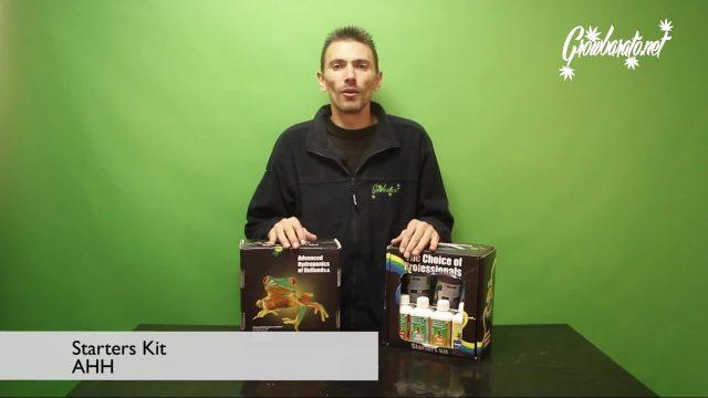 Starters Kit Advanced Hydroponics