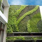 Design ideas vertical green wall system