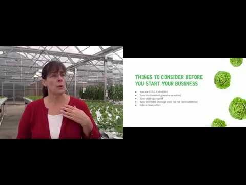 How To Start A Hydroponics Business | American Hydroponics Webinar