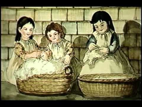 National Film Board of Canada – Life in Early Canada 03 – Woolly's Gift